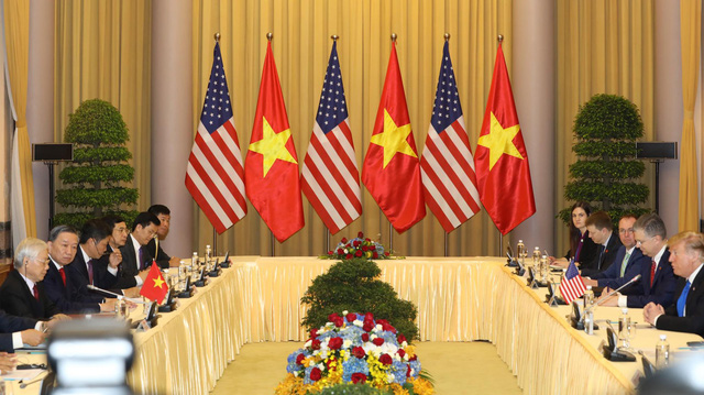 Việt Nam - Hoa Kỳ kí các thỏa thuận kinh tế trị giá hơn 21 tỷ USD - Ảnh 2.