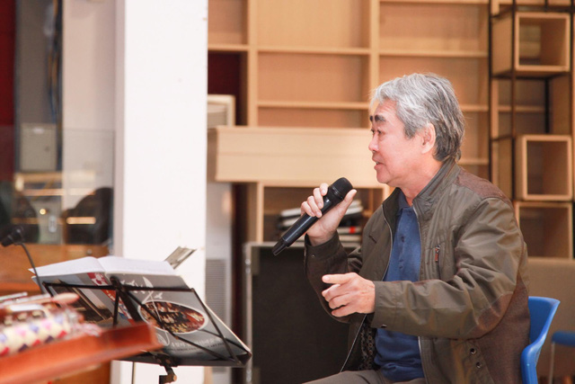 Góc nhìn rất riêng về Triều Tiên trong con mắt của những nghệ sĩ Việt - Ảnh 2.