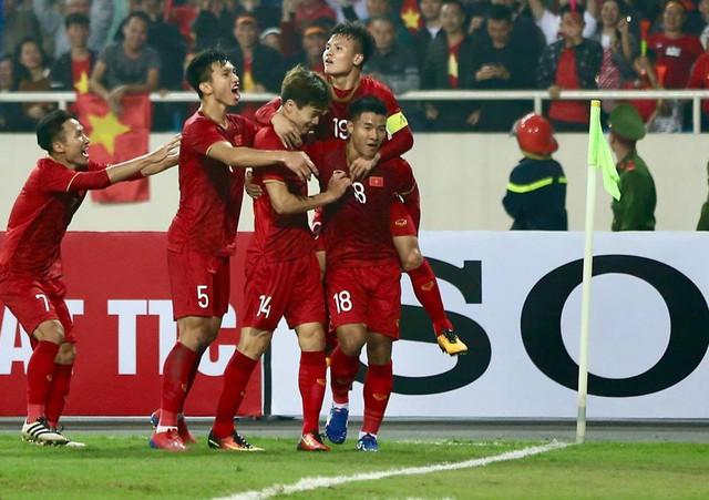 """Quang Hải: """"Chiến thắng 4 – 0 trước Thái Lan không có gì là bất ngờ"""" - Ảnh 1."""