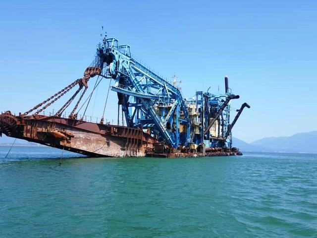 Quảng Ngãi tìm giải pháp tối ưu thay thế nhận chìm vật chất nạo vét - Ảnh 1.