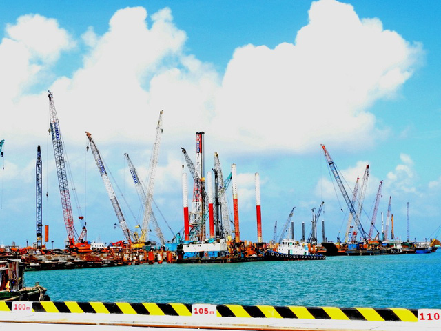 Quảng Ngãi tìm giải pháp tối ưu thay thế nhận chìm vật chất nạo vét - Ảnh 4.