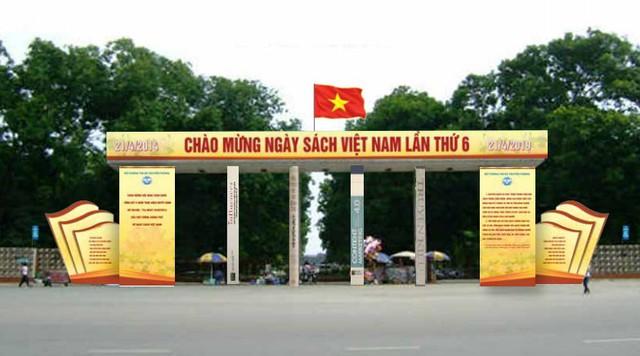 Nhiều hoạt động phong phú trong Ngày Sách Việt Nam 2019  - Ảnh 2.