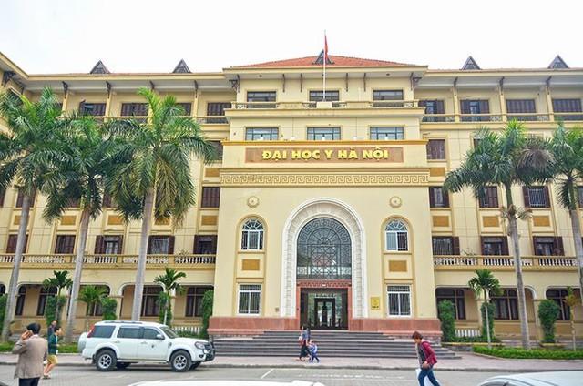 Trường Đại học Y Hà Nội điều chỉnh kế hoạch Tuyển sinh Đại học hệ chính qui năm 2020 - Ảnh 1.