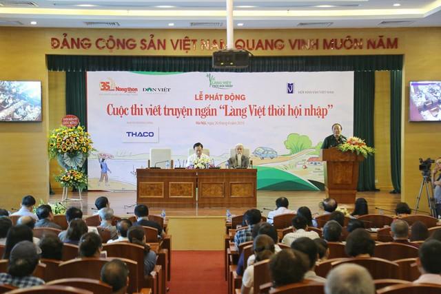 """Viết truyện ngắn về """"Làng Việt thời hội nhập giải thưởng lên đến 50 triệu đồng - Ảnh 2."""
