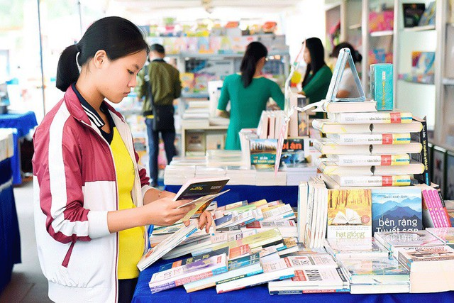 Tổ chức Ngày Hội Sách năm 2019 tại Thư viện Quốc gia Việt Nam - Ảnh 1.