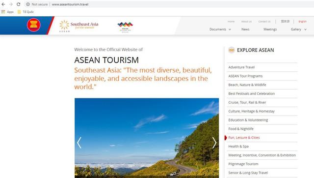Giải thưởng Du lịch bền vững ASEAN lần thứ hai - Ảnh 1.