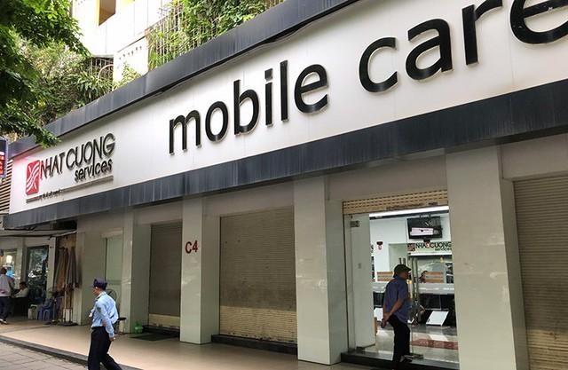 Trung tâm bảo hành của Nhật Cường Mobile mở cửa trở lại  - Ảnh 1.