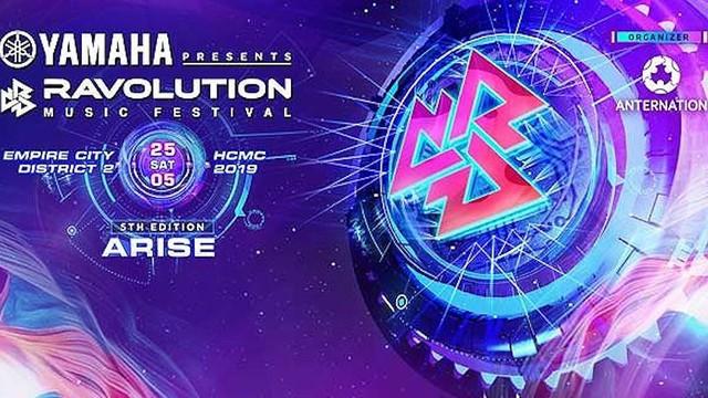 Nhiều DJ quốc tế hội tụ tại sự kiện âm nhạc Yamaha Ravolution Music Festival - Ảnh 1.