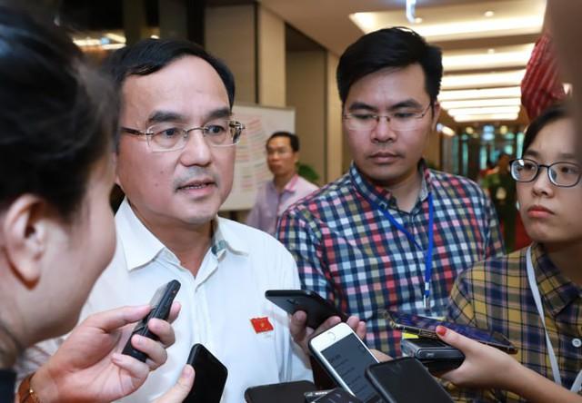 Chủ tịch EVN Dương Quang Thành phản hồi cách tính giá điện của Đại biểu Quốc hội - Ảnh 1.