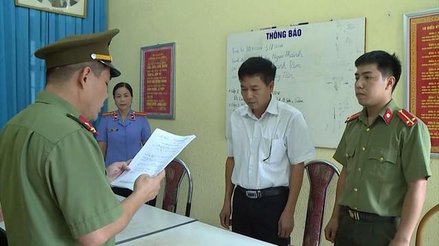 Công an tỉnh Sơn La kết thúc điều tra vụ án gian lận thi cử 2018, Giám đốc Sở GDĐT có liên quan? - Ảnh 1.