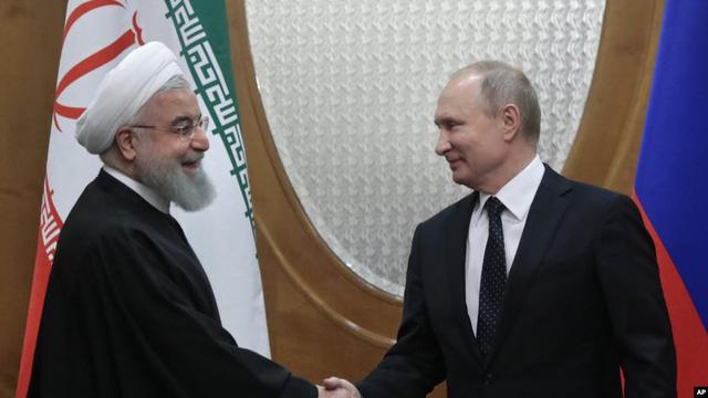 Nóng hổi mồi ngon Syria: Cạnh tranh Nga và Iran có vượt quá giới hạn? - Ảnh 1.