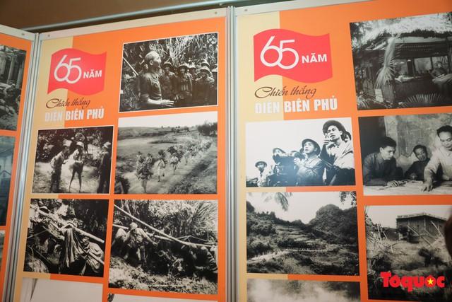Sống lại ký ức Điện Biên Phủ qua những thước phim quý ghi lại lịch sử hào hùng của dân tộc - Ảnh 2.