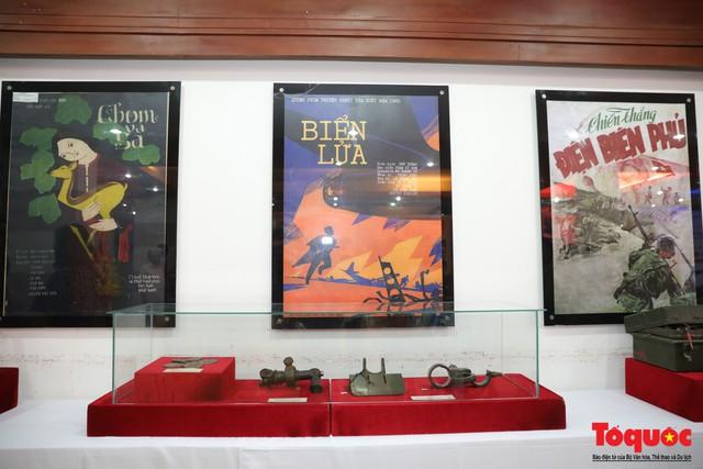 Sống lại ký ức Điện Biên Phủ qua những thước phim quý ghi lại lịch sử hào hùng của dân tộc - Ảnh 3.