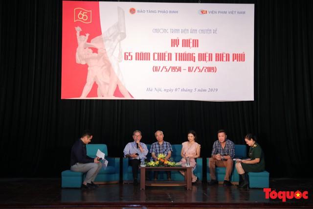 Sống lại ký ức Điện Biên Phủ qua những thước phim quý ghi lại lịch sử hào hùng của dân tộc - Ảnh 8.