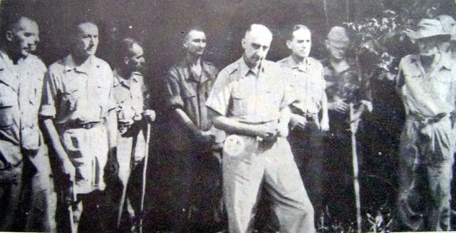 Gặp người lính Điện Biên Phủ trực tiếp bắt tướng De Castries 65 năm về trước - Ảnh 1.