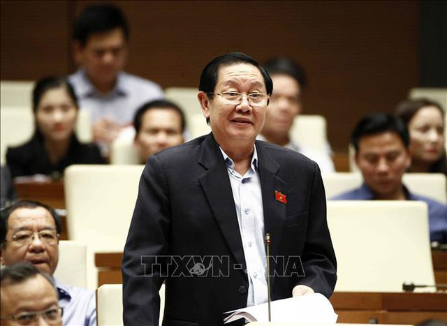 Bộ trưởng Nội vụ Lê Vĩnh Tân: Nếu Chủ tịch HĐND không chuyên trách thì có 2 Phó Chủ tịch chuyên trách - Ảnh 1.