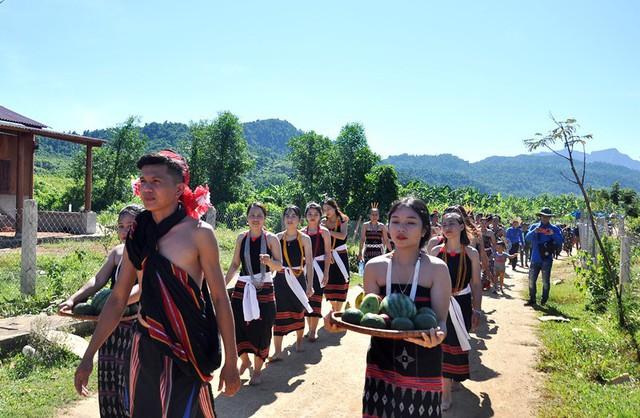 Sôi nổi Ngày hội văn hóa thanh niên các dân tộc miền núi tỉnh Quảng Nam - Ảnh 1.