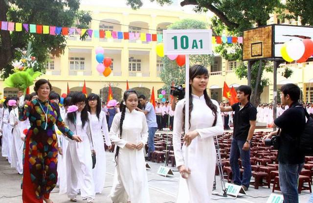 Tuyển sinh lớp 10 tại Hà Nội: Các trường xác định chỉ tiêu trước ngày 25/01 - Ảnh 1.