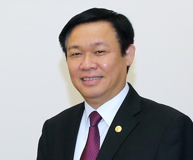 Phó Thủ tướng Vương Đình Huệ thăm Myanmar và Hàn Quốc   - Ảnh 1.