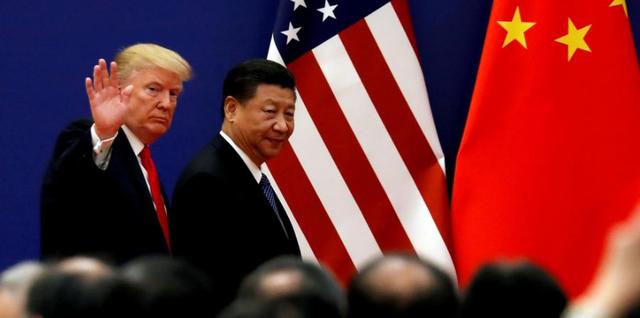 Tín hiệu tích cực bất ngờ Mỹ-Trung giải tỏa căng thẳng leo thang thương mại? - Ảnh 1.
