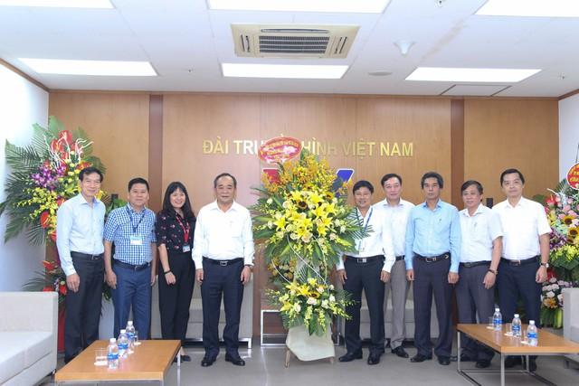 Thứ trưởng Lê Khánh Hải chúc mừng các cơ quan báo chí nhân Ngày Báo chí cách mạng Việt Nam - Ảnh 3.