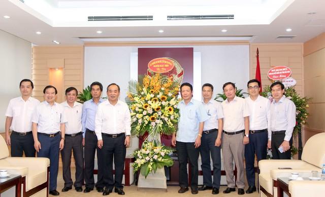 Thứ trưởng Lê Khánh Hải chúc mừng các cơ quan báo chí nhân Ngày Báo chí cách mạng Việt Nam - Ảnh 2.