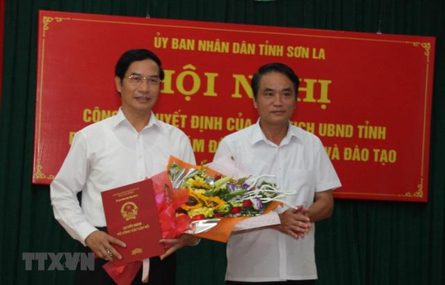 Ngay trước thềm kỳ thi THPT Quốc gia, Sơn La điều động nhân sự phụ trách ghế nóng ở Sở Giáo dục - Ảnh 1.