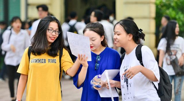 Bộ GDĐT chính thức công bố Quy chế thi tốt nghiệp trung học phổ thông - Ảnh 1.