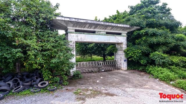 Khung cảnh hoang tàn của bệnh viện 1000 giường bị bỏ hoang ở Hà Nội - Ảnh 3.