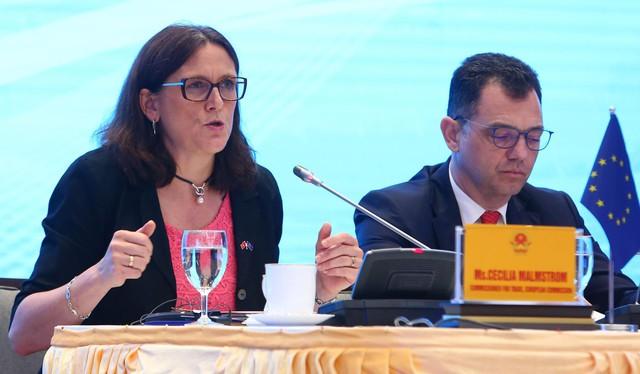 Bộ trưởng Trần Tuấn Anh: Ký kết EVFTA, xuất khẩu và GDP của Việt Nam sẽ tăng trưởng mạnh mẽ  - Ảnh 3.