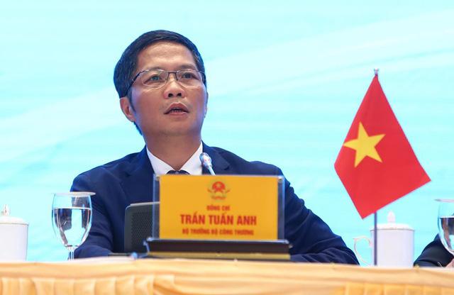 Bộ trưởng Trần Tuấn Anh: Ký kết EVFTA, xuất khẩu và GDP của Việt Nam sẽ tăng trưởng mạnh mẽ  - Ảnh 2.