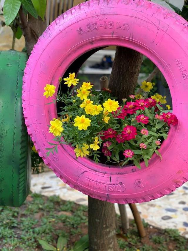 Căn biệt thự ngập tràn hoa và cây ăn quả của nữ ca sĩ Vy Oanh - Ảnh 11.
