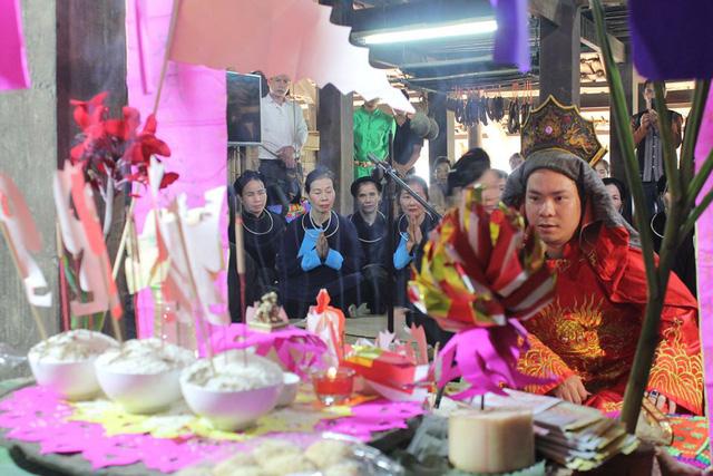 Tái hiện Lễ giải hạn đầu năm của dân tộc Tày, Nùng  - Ảnh 1.