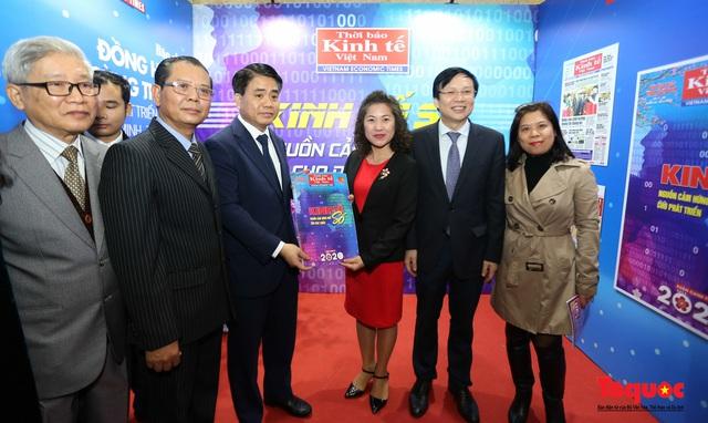 Khai mạc Hội báo xuân Canh Tý - Hà Nội 2020 - Ảnh 5.
