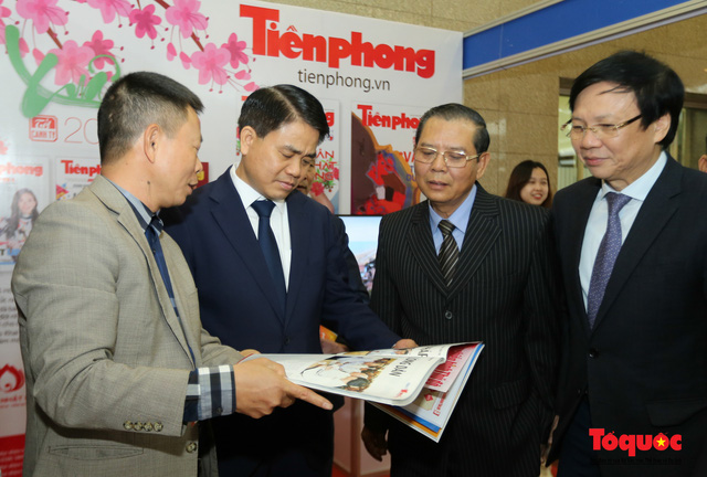 Khai mạc Hội báo xuân Canh Tý - Hà Nội 2020 - Ảnh 4.