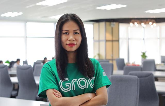 Tân Giám đốc điều hành của Grab là phụ nữ Việt - Ảnh 1.