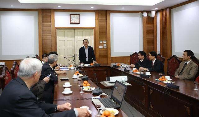 Lãnh đạo Bộ VHTTDL gặp mặt cán bộ hưu trí về công tác Đảng qua các thời kỳ - Ảnh 2.