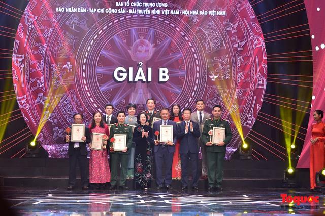 Giải Búa liềm vàng năm 2019 vinh danh 57 tác phẩm báo chí xuất sắc - Ảnh 7.