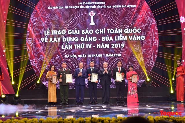 Giải Búa liềm vàng năm 2019 vinh danh 57 tác phẩm báo chí xuất sắc - Ảnh 5.