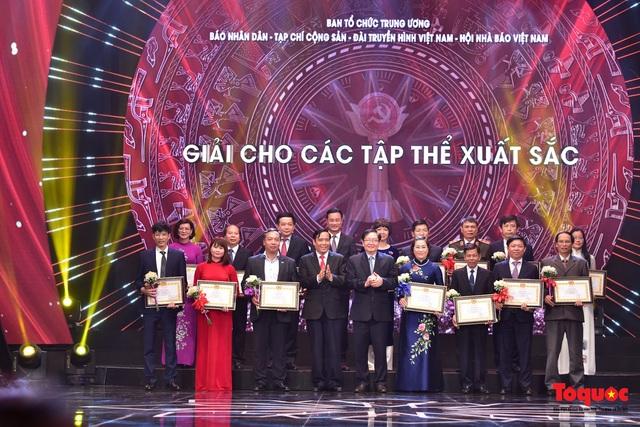 Giải Búa liềm vàng năm 2019 vinh danh 57 tác phẩm báo chí xuất sắc - Ảnh 12.