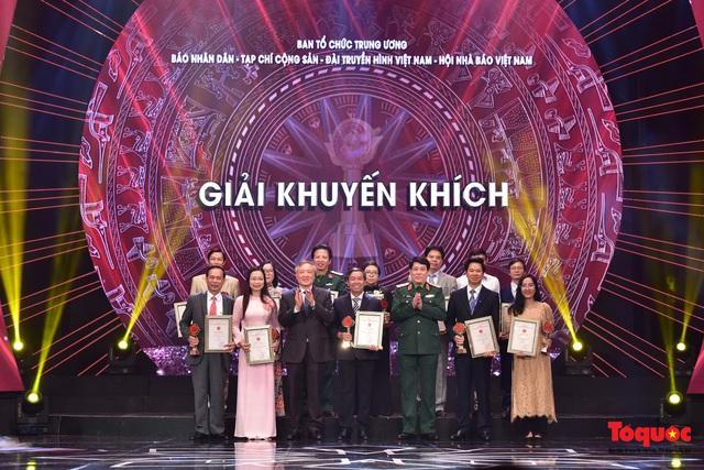Giải Búa liềm vàng năm 2019 vinh danh 57 tác phẩm báo chí xuất sắc - Ảnh 11.