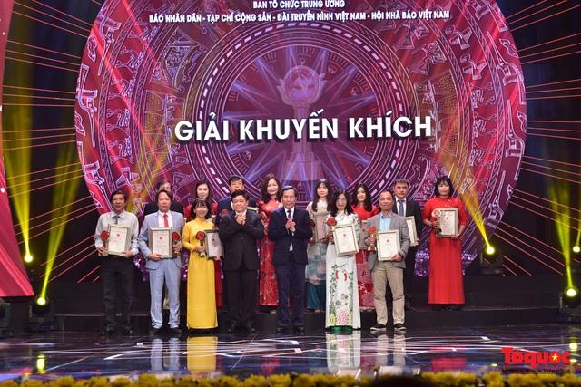 Giải Búa liềm vàng năm 2019 vinh danh 57 tác phẩm báo chí xuất sắc - Ảnh 10.