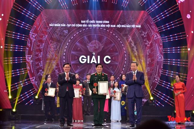 Giải Búa liềm vàng năm 2019 vinh danh 57 tác phẩm báo chí xuất sắc - Ảnh 9.