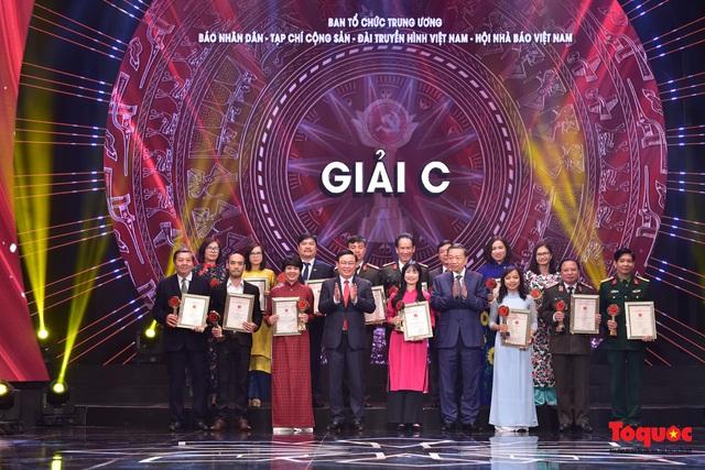 Giải Búa liềm vàng năm 2019 vinh danh 57 tác phẩm báo chí xuất sắc - Ảnh 8.