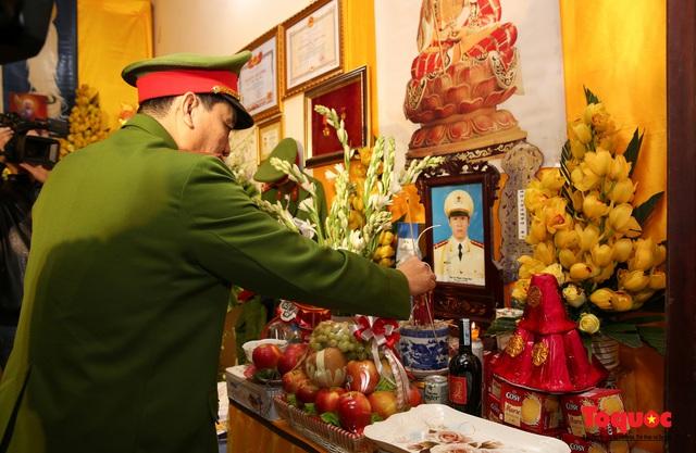 Lực lượng Cảnh sát PCCC và CNCH phát động học tập tấm gương của 3 liệt sĩ hi sinh vì bình yên cuộc sống - Ảnh 5.