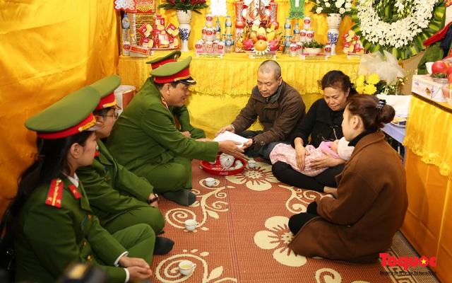 Lực lượng Cảnh sát PCCC và CNCH phát động học tập tấm gương của 3 liệt sĩ hi sinh vì bình yên cuộc sống - Ảnh 6.