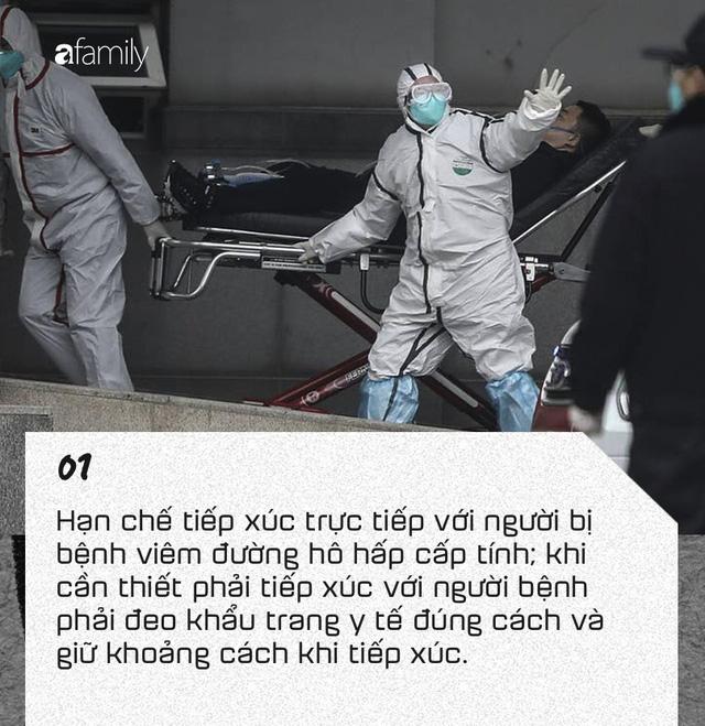 Virus corona bùng phát vô cùng phức tạp: Đây là 5 việc đơn giản nhưng hiệu quả người Việt phải làm ngay để bảo vệ mình - Ảnh 2.