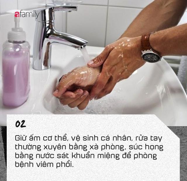 Virus corona bùng phát vô cùng phức tạp: Đây là 5 việc đơn giản nhưng hiệu quả người Việt phải làm ngay để bảo vệ mình - Ảnh 3.