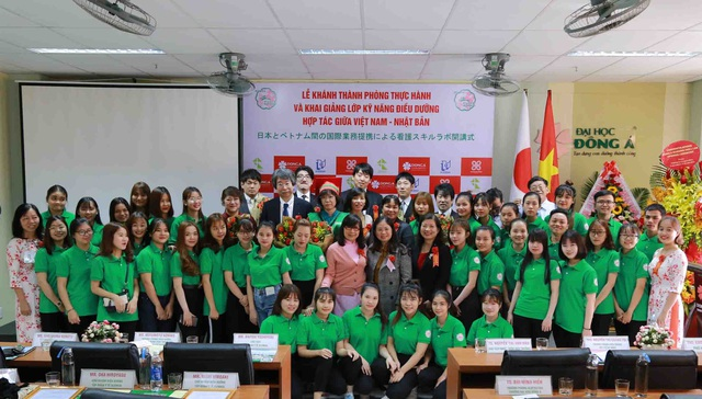 Đào tạo nhân lực điều dưỡng chuẩn Nhật ngay tại Việt Nam - Ảnh 4.