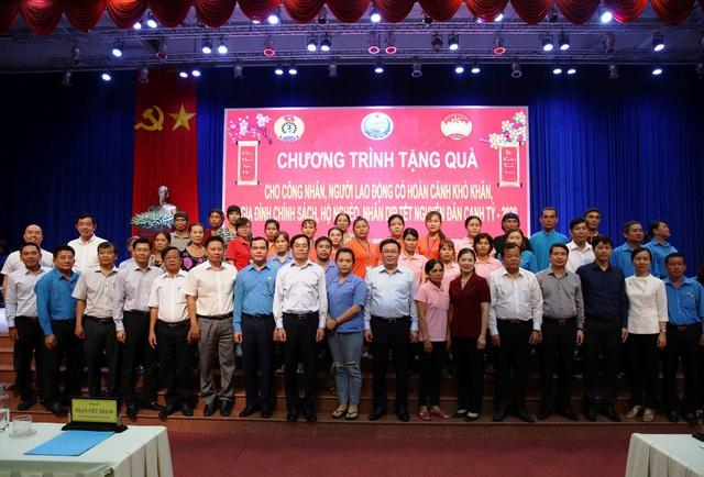 Phó Thủ tướng chúc Tết công nhân, nạn nhân dioxin Tây Ninh  - Ảnh 2.